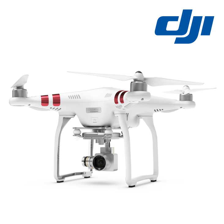 DJI Phantom 3 Standard Drone Quadcopter with 720p HD Camera