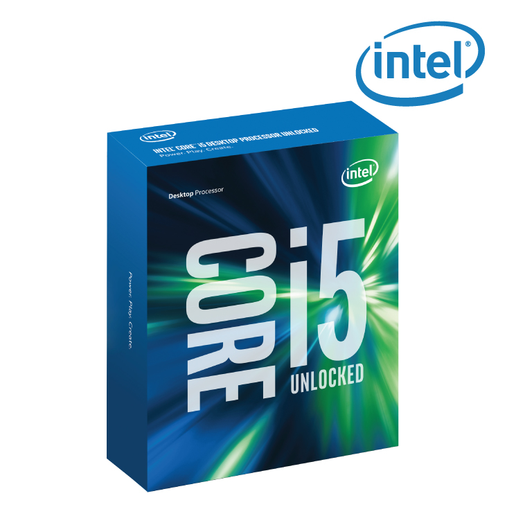 Intel Core i5 6600 Quad Core LGA 1151 3.3GHz CPU Processor