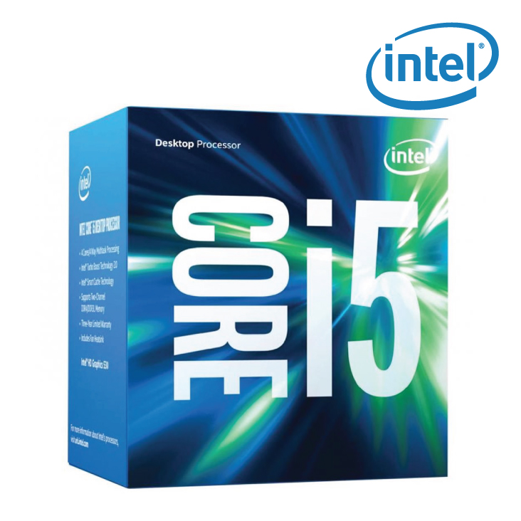 Intel Core i5 6500 Quad Core LGA 1151 3.2GHz CPU Processor