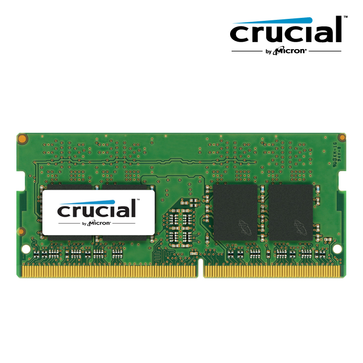 Crucial 4GB DDR4 2133 MT/s (PC4-17000) CL15 SR x8 Unbuffered SODIMM