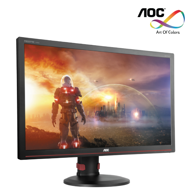 AOC 27inch G2770PF 1ms 144Hz FHD FreeSync Gaming Monitor