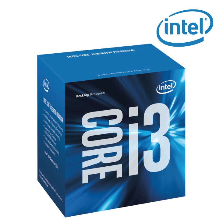 Intel Core i3 6100 Dual Core LGA 1151 3.7GHz CPU Processor
