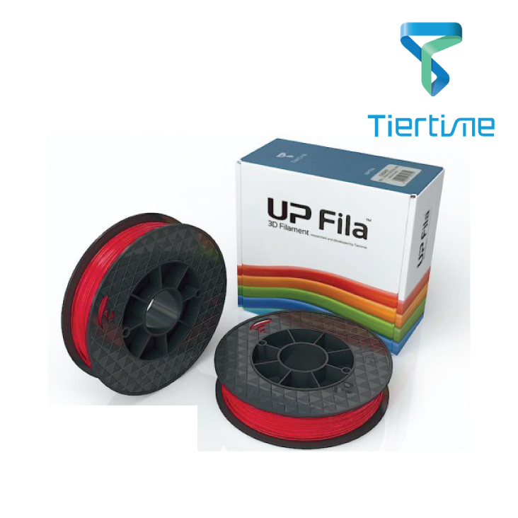 UP ABS Premium 500g Filament Red