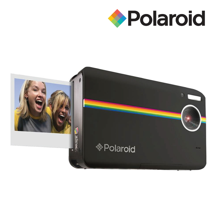 Polaroid Z2300 Instant Camera Black