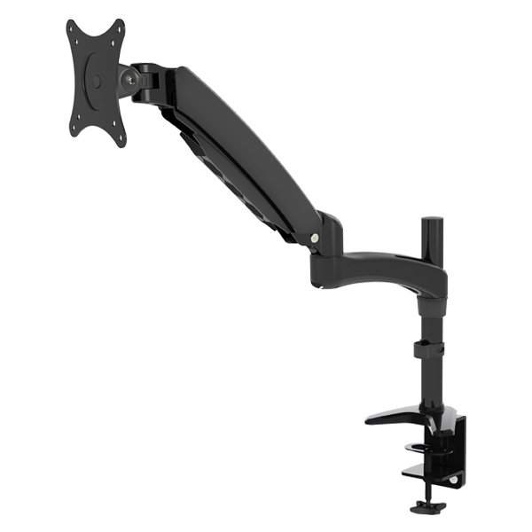 VisionMount VM-DS112D Desk Clamp Aluminium Single LCD Monitor Arm support up to 24""