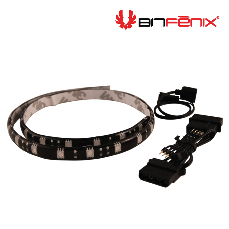 Bitfenix Orange LED Strip- 300mm