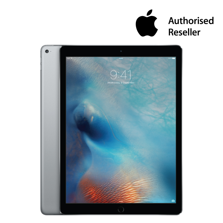 Apple iPad Pro Wi-Fi Cellular 128GB Space Grey (ML2I2X/A)