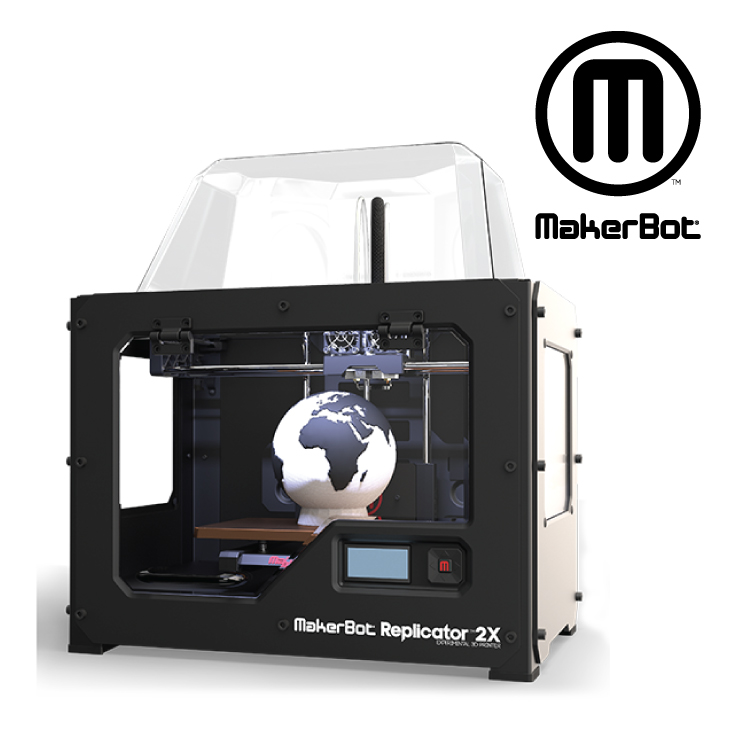 MakerBot Replicator 2X Experimental Desktop 3D Printer