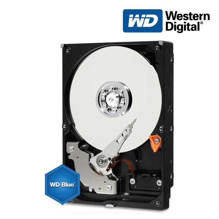Western Digital WD20EZRZ Blue 2TB SATA 6Gb HDD 64M