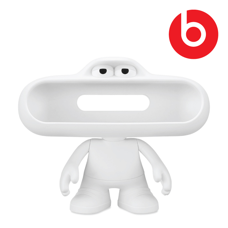 Beats by Dre Pill Dude White