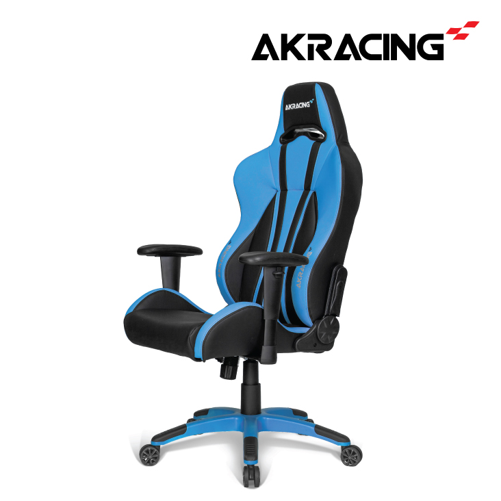 AKRacing Premium Plus Office/Gaming Chair Blue