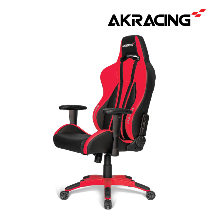 AKRacing Premium Plus Office/Gaming Chair Red