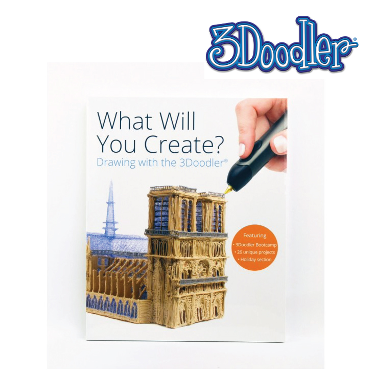 3Doodler Stencil Project Book