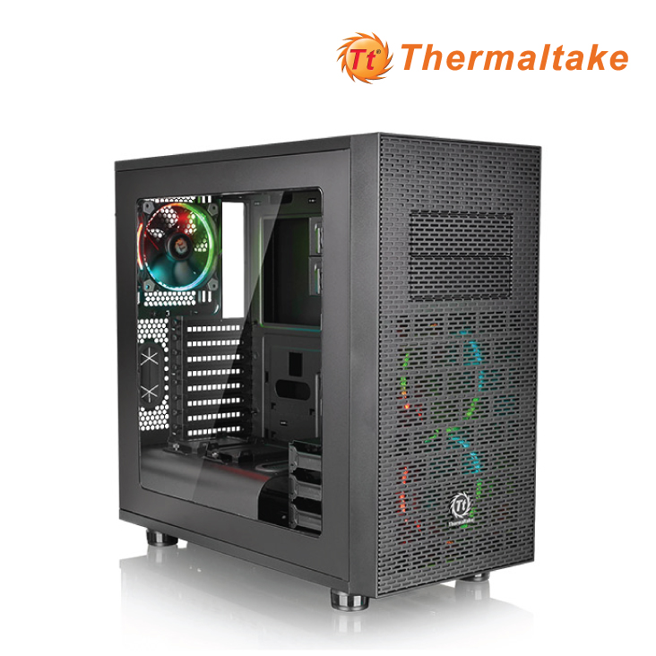 Thermaltake Core X31 RGB Mid Tower Chassis (USB3)