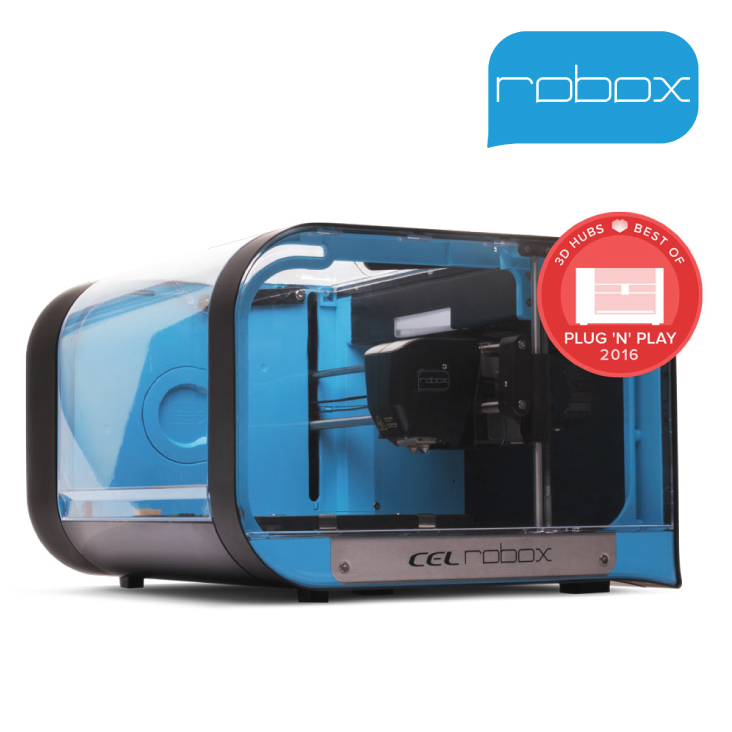 CEL Robox 3D printer