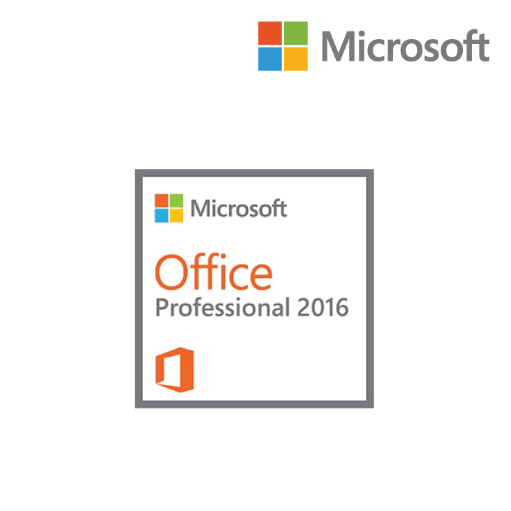 Microsoft OfficeProPlus 2016 SNGL OLP NL