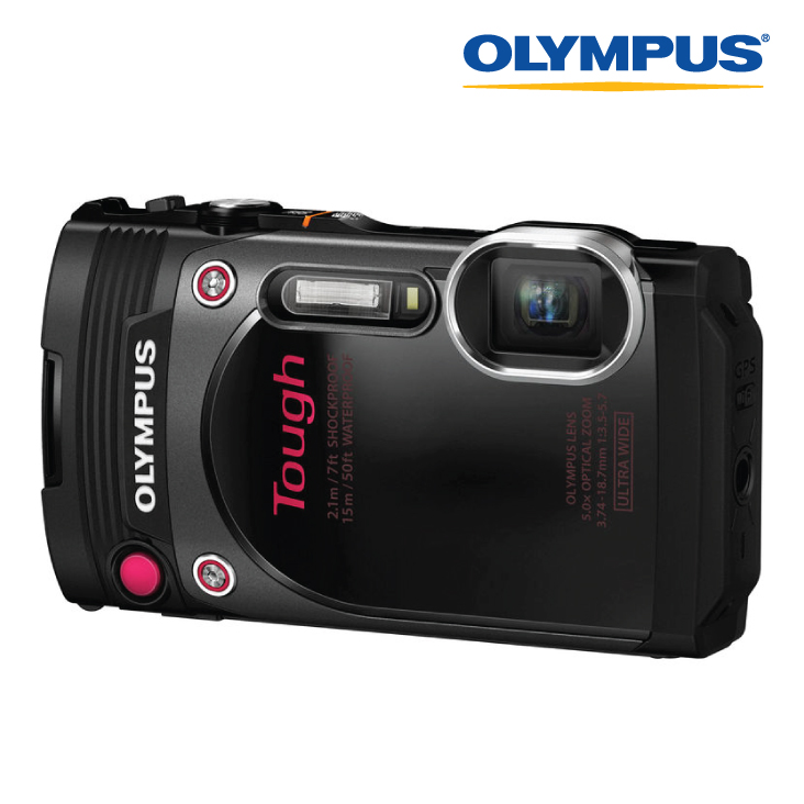 Olympus TG-870 Tough 12MP Black