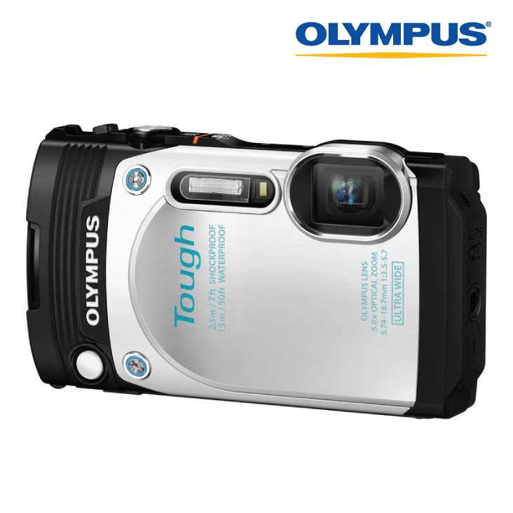 Olympus TG-870 Tough 12MP White