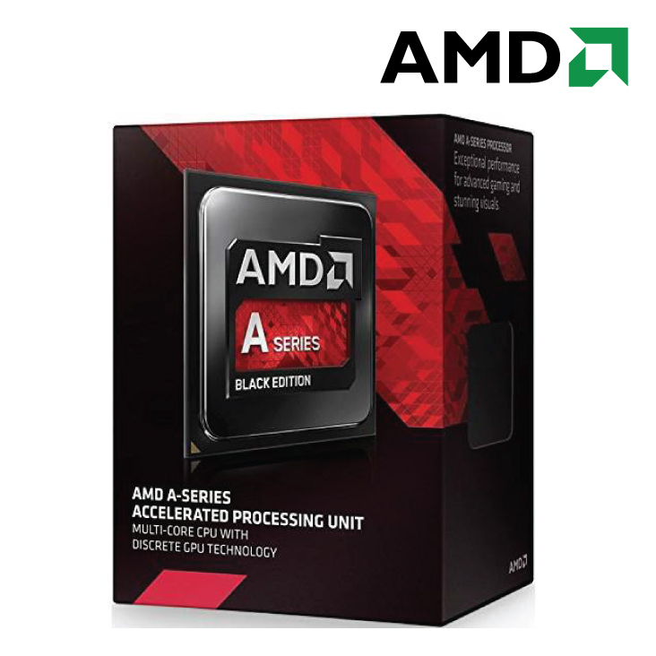 AMD A10-7860K 4-Core Socket FM2+ 4.0GHz APU Processor