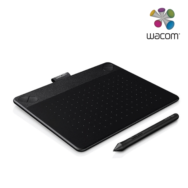 Wacom CTH-490/K2-C Intuos Photo Pen and Touch small black