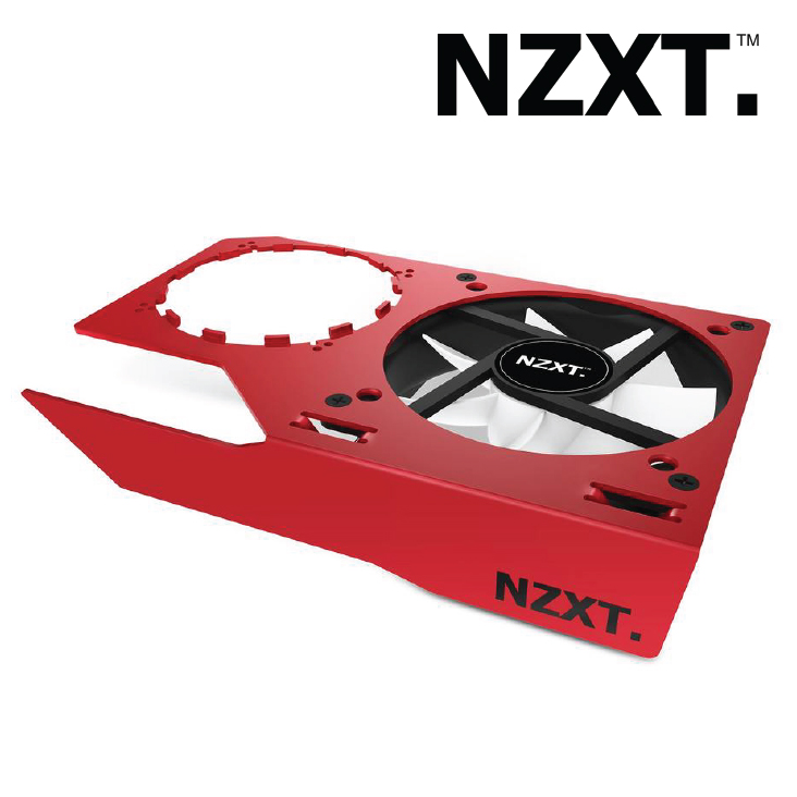 NZXT Kraken G10 GPU Bracket Red