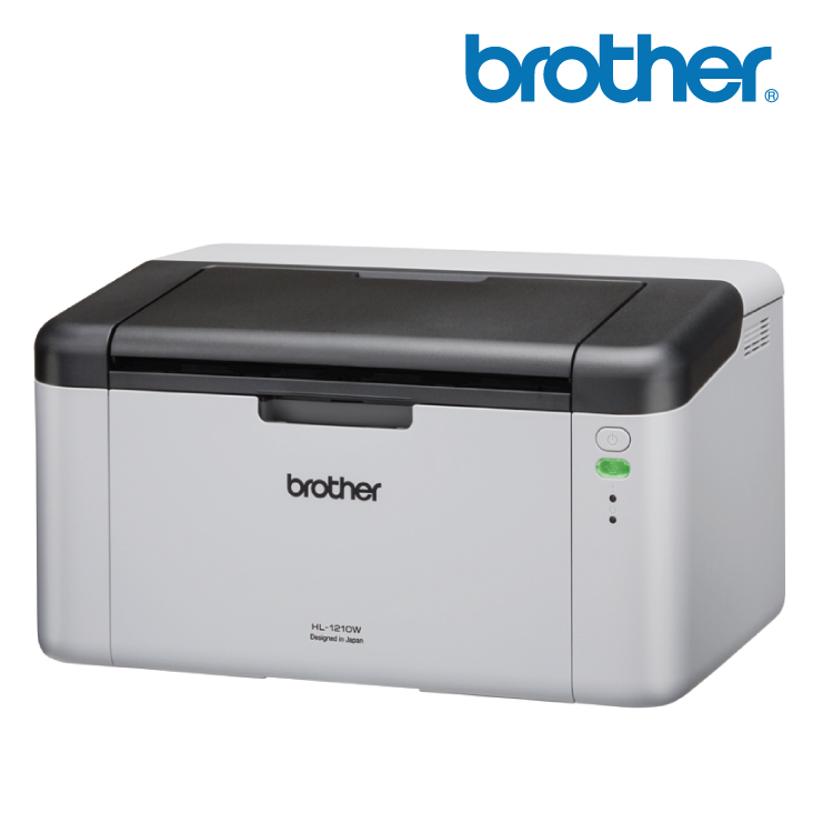 Brother HL-1210W A4 Mono Laser Wireless Printer