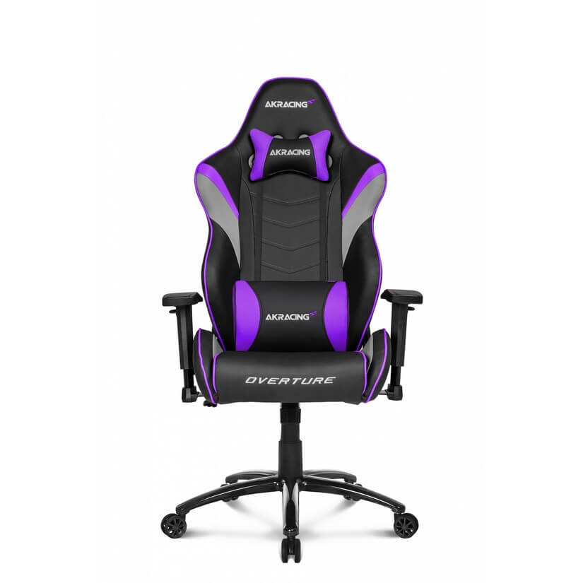 Akracing Overture Gaming Chair Purple Umart Com Au
