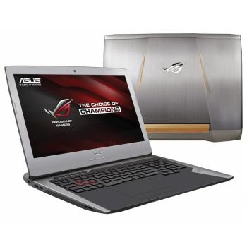 Asus G752VM-GC017T 17.3in Gaming Notebook Core i7 W10 16GB GTX1060