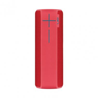 UE BOOM 2 Portable Bluetooth Speaker Cherry Bomb Red