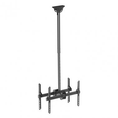 Brateck Back to Back Flat Panel Ceiling Mounts from 32'' -55''