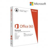 Microsoft Office 365 Personal (1 Year Subscription)