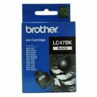 BROTHER LC47 BLACK INK 500 PAGE YIELD FOR 3240, 5440 & 5840