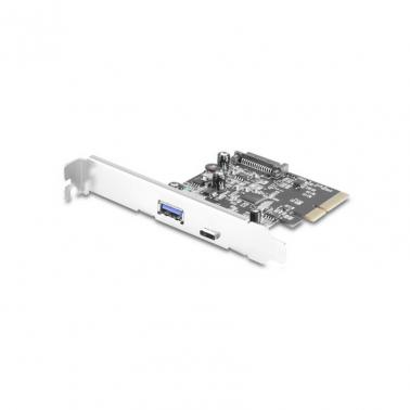 Vantec 2-Port USB 3.1 Gen II Type A/C PCIe Host Card