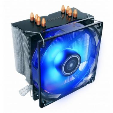 Antec C400  CPU Air Cooler(92mm Led Fan) with Copper Coldplate