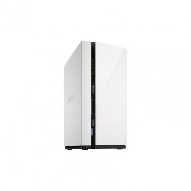 QNAP TS-228 , 2-bay home & SOHO NAS for data backup and entertainment, ARM v7 1.1 GHz Dual-core CPU