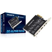 Gigabyte alpine Ridge Dual Thunderbolt 3 Card for H270 Z270 X99