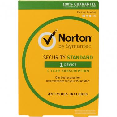 Norton Internet Security Standard 3.0  Retail 1 year 1 user