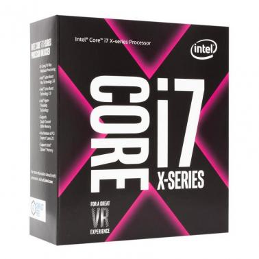 Intel Core i7 7820X Eight Core LGA 2066 3.6 GHz CPU Processor