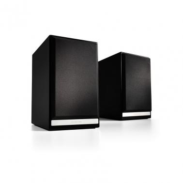 Audioengine HDP6 Passive Bookshelf Speakers Pair Satin Black