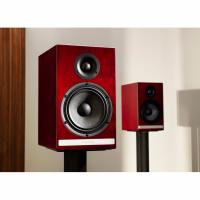 Audioengine HDP6 Passive Bookshelf Speakers Pair Cherry