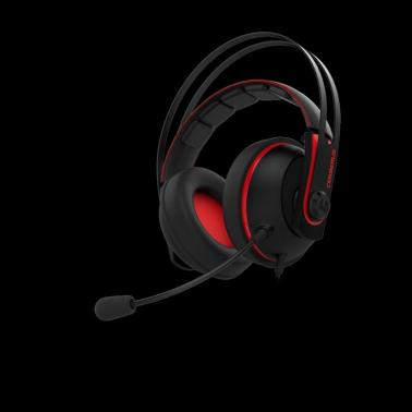 Asus Cerberus V2 Gaming Headset 53mm Drivers PC/Mac/PS4/Xbox One