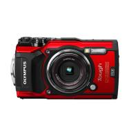 Olympus Stylus Tough TG-5 Red 12MP 4x Optical Zoom Waterproof Dustproof Shockproof 4K movie Field