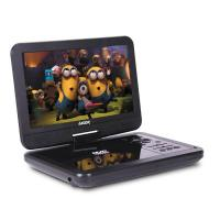"Laser Portable DVD Player 10"" with Bonus Pack"