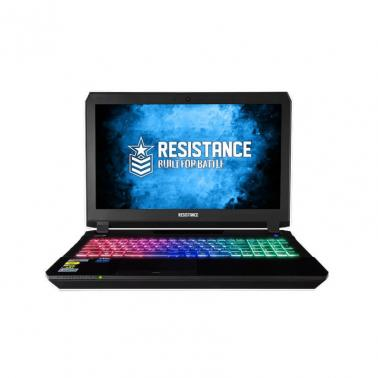 Resistance VR Enforcer GTX 1070 15.6 FHD  i7 7700HQ 16G 256G SSD+1TB HDD W10H Gaming Notebook