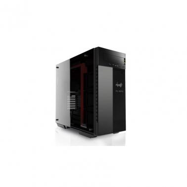 Inwin 509 Black Red SECC Tempered Glass WaterCooling Ready Gaming Chassis