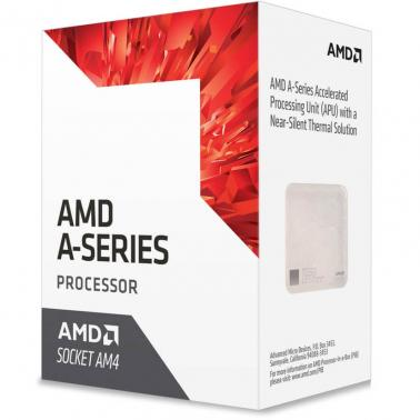 AMD A6-9500 2-Core AM4 3.5GHz APU Processor