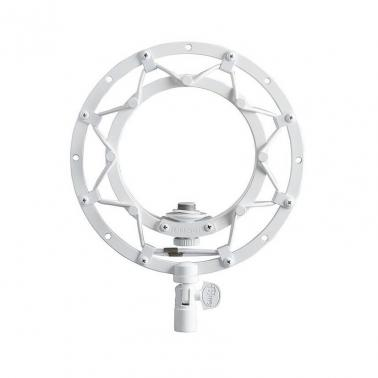 Blue Microphones Ringer Shock Mount for Snowball White