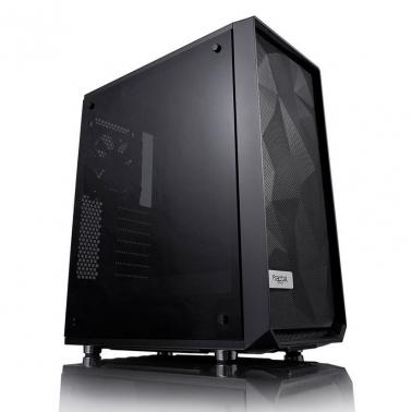 Fractal Design Meshify C Blackout Tinted Tempered Glass