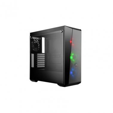 Cooler Master MasterBox Lite 5 RGB Version Tempered Glass ATX Case
