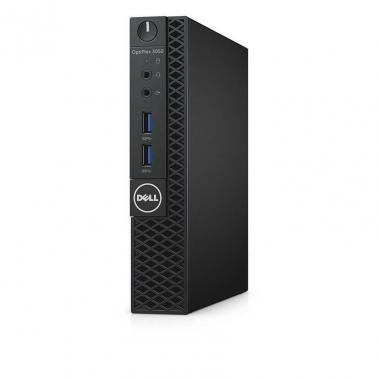 Dell Optiplex 3050 MFF i5-7500T 8GB 500GB WL NO-ODD W10P 3YOS(NO UPLIFTS AVAILABLE)